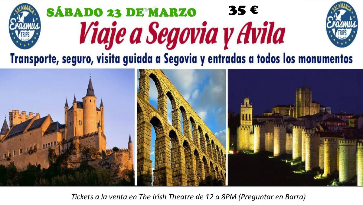 TRIP TO SEGOVIA AND AVILA#23 Marzo