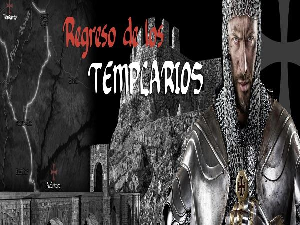 """""""REGRESO DE LOS TEMPLARIOS"""" # CRUCERO FLUVIAL (RÍO ALAGÓN)  # 23 DE MAYO"""