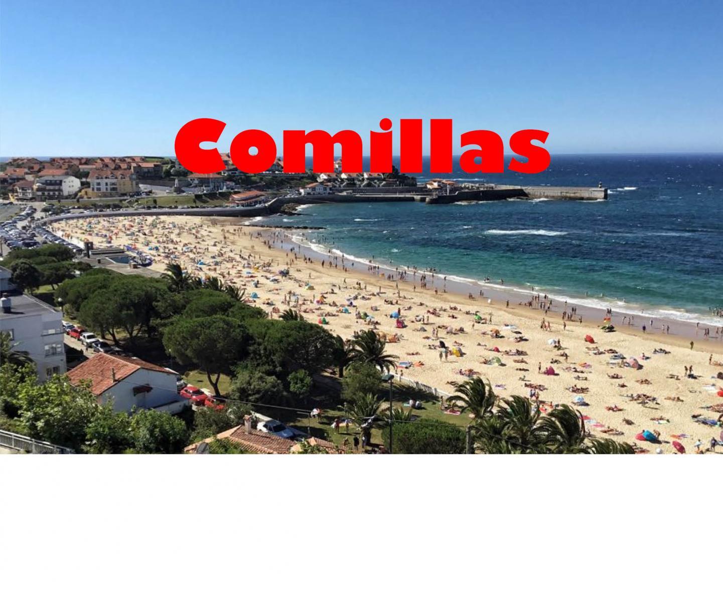 UN DIA DE PLAYA: COMILLAS# 02 DE AGOSTO# TRANSPORTE I/V + DESAYUNO